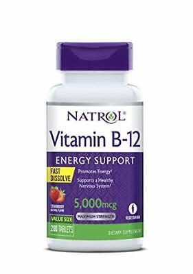 #1 - Vitamina B-12 - vitamina b12 sublingual - mejor vitamina b12 veganos.