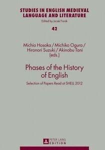 Phases of the History of English, Michio Hosaka