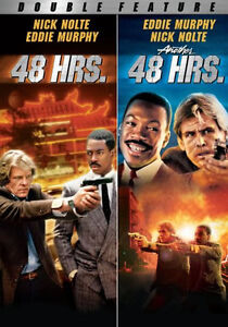 48 HRS/ Another 48 HRS DVD Nick Nolte, Eddie Murphy