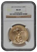 50 American Gold Eagle Coin