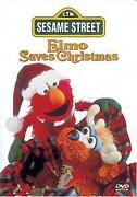 Elmo Saves Christmas DVD