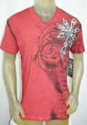 Mens Affliction T Shirts XXL