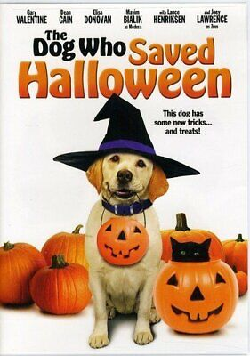 The Dog Who Saved Halloween (The Dog Who Saved Halloween DVD Gary Valentine, Dean)