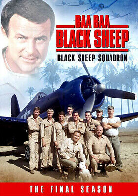 Baa Baa Black Sheep - Black Sheep Squadron: Season Two (The Final Seas