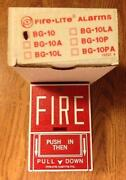 Fire Lite Pull Station