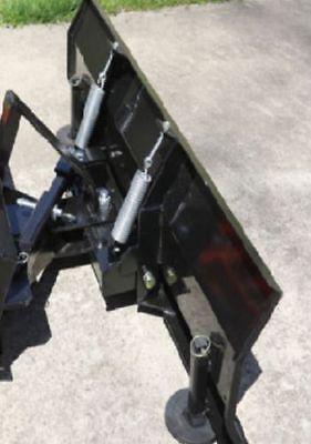 New 60 Snow Plowblade Subcompact Tractor For Kubota B2620- La304 La364 Loader