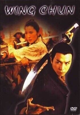 Wing Chun movie DVD Michelle Yeoh Donnie Yen kung fu martial arts action 2003