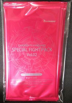 8x Cardfight Vanguard English Special Fight Pack Vol. 2 Promo Packs Lot of 8