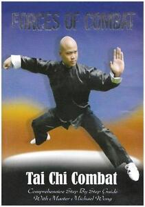 Forces Of Combat 4 - Tai Chi Combat Martial Arts DVD NEW