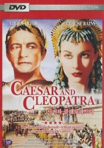 Caesar and Cleopatra (1945) New Sealed DVD  Vivien Leigh