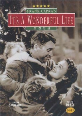 It's a Wonderful Life (1947) New Sealed DVD James Stewart
