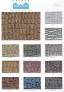 Metallic Vinyl Fabric