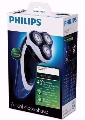 PHILIPS CORDLESS PT720/17 SERIES POWER TOUCH MENS ELECTRIC SHAVER BRAND NEWSEALED IN BOXin Eastleigh, HampshireGumtree - PHILIPS CORDLESS PT720/17 SERIES POWER TOUCH MENS ELECTRIC SHAVER BRAND NEW & SEALED IN MANUFACTURERS BOX With the dynamic contour response and the patented super Lift and Cut dual blade system of the Philips PowerTouch, this shaver will keep you...