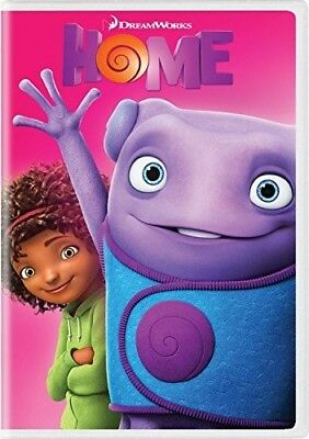 Home [New DVD]