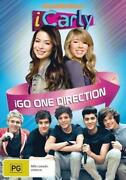iCarly DVD