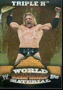 WWE Material