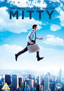 The Secret Life of Walter Mitty DVD (2014) Ben Stiller