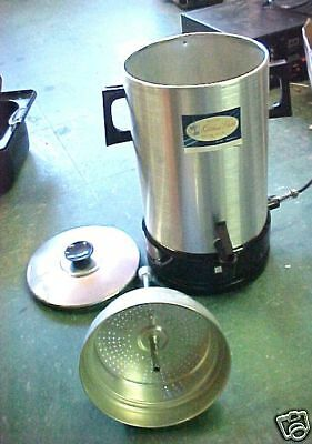 BS6 vintage Mirro Kitchen Pride Coffee maker 35 cups cup Electric