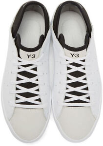 Y-3 SMOOTH COURT LADIES SIZE 7 SNEAKERS