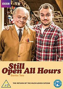 Still Open all Hours Series 2 DVD New Sealed