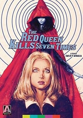 The Red Queen Kills Seven Times [New DVD] - Red Queen Movie