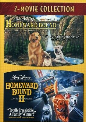 Homeward Bound: The Incredible Journey / Homeward Bound II: Lost in Sa