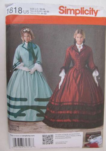 Civil War Era Costumes Ebay