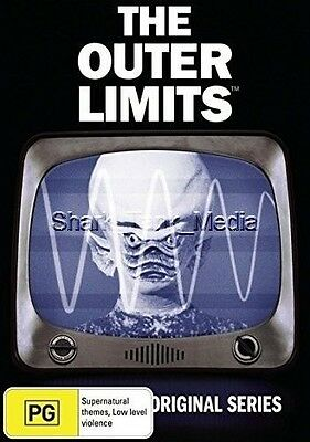 The Outer Limits  Complete Original Series    14 Dvd Box Set