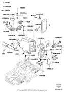 Lincoln Aviator Console
