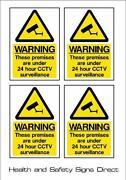 CCTV Sign