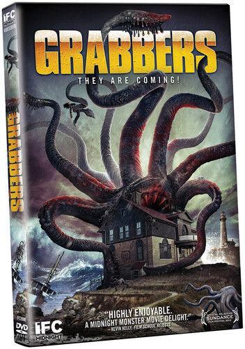 Grabbers [new Dvd]