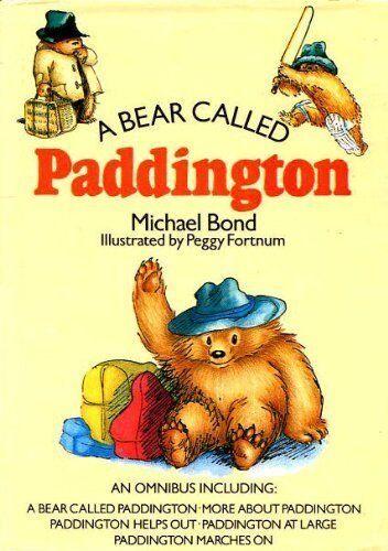 A Bear Called Paddington,Michael Bond