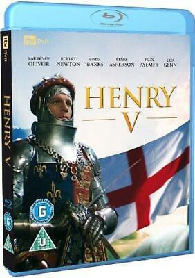 Henry V [Blu-ray], Very Good DVD, Ernest Thesiger,Ivy St Helier,Harcourt William