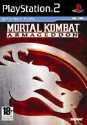 Mortal Kombat PS2
