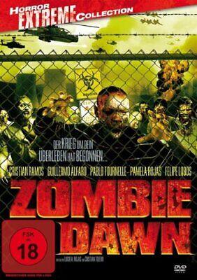 -Kriegsfilm ) mit Cristian Ramos, Guillermo Alfaro NEU OVP (Krieg Zombie Halloween)