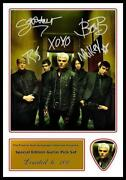 My Chemical Romance Signed