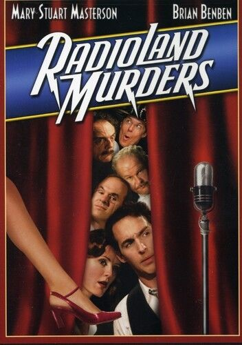 Radioland Murders (2006, REGION 1 DVD New) CLR/WS