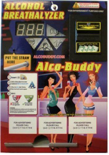Breathalyzer Vending Machine Ebay