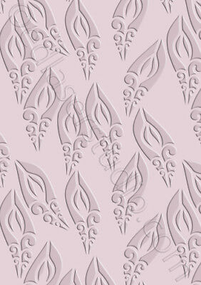 Artworks Home Pattern - Artwork Stencil Repeatable Pattern Template Home Decor Paint card making TE249