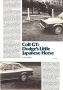 Dodge Colt