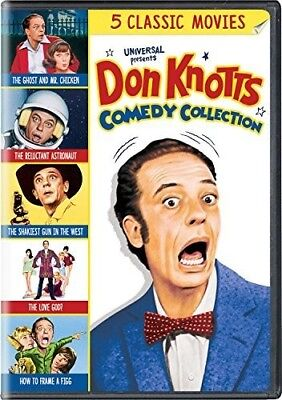 Don Knotts Comedy Collection: 5 Classic Movies [New (Definitive Dvd)