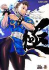 Street Fighter Art Book