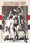 Basketball Hard Signed Gold Olympics Trading Cards
