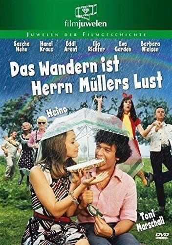 DAS WANDERN IST HERRN MÜLLERS LUST (Sascha Hehn, Hansi Kraus, Heino) NEU+OVP