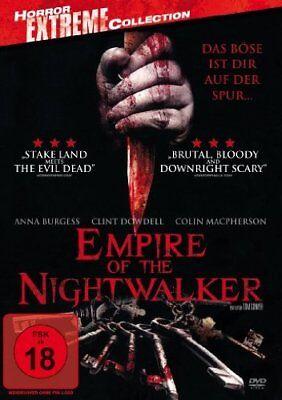 Empire of the Nightwalker ( Horrorfilm UNCUT ) - Anna Burgess, Clint Dowdell NEU
