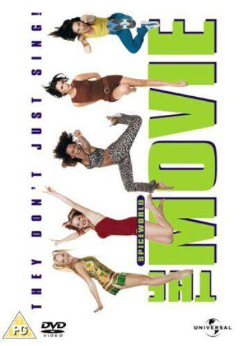 Spiceworld The Movie - Sealed NEW DVD - Spice Girls
