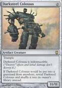 MTG Darksteel Colossus