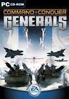 Command & Conquer: Generals Video Games