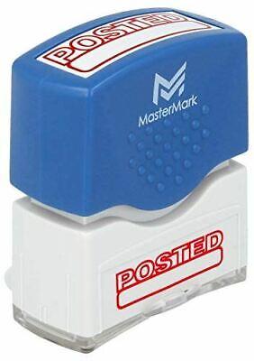 Posted Stamp Mastermark Premium Pre-inked Office Stamp