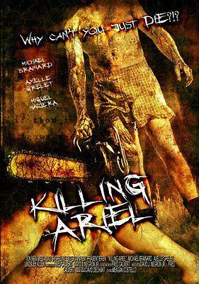 Killing Ariel ( Horror-Thriller )mit Lindsley Allen, Axelle Cummings, Shana Betz